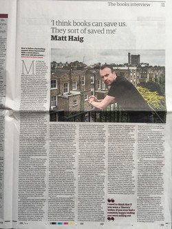 The Guardian Review interview 1.7.17