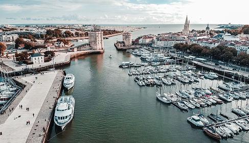VTC La Rochelle - Vieux Port