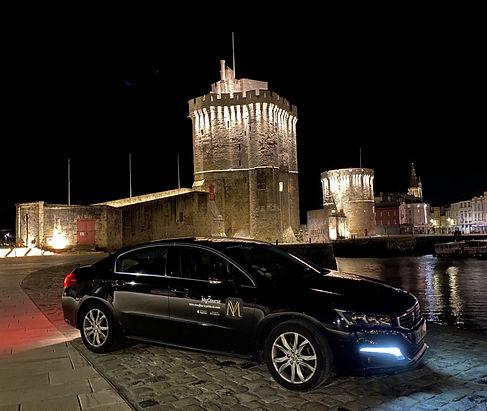 Chauffeur VTC La Rochelle
