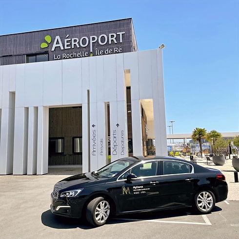 VTC La Rochelle Aéroport