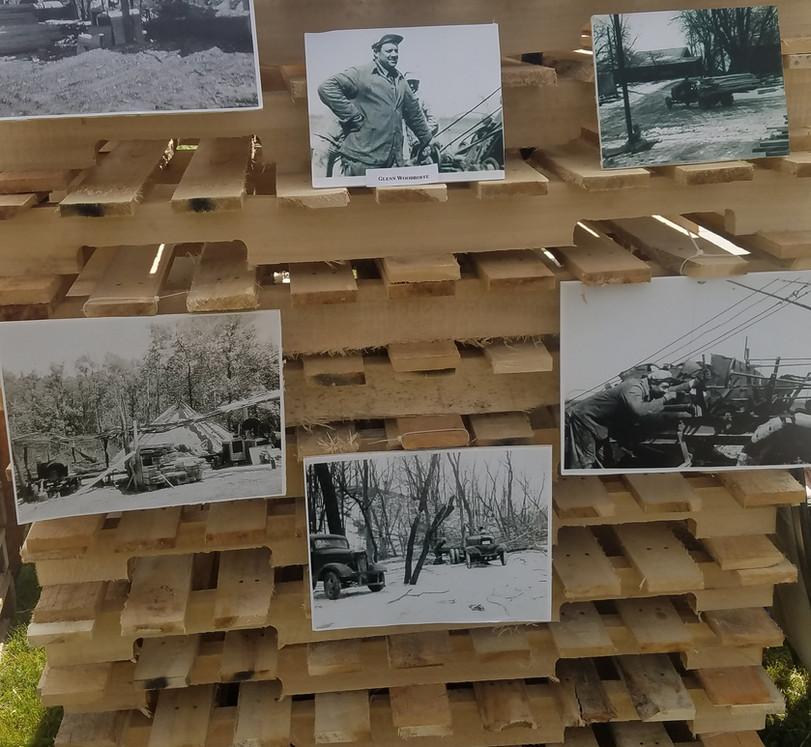 Woodroffe Sawmill Display
