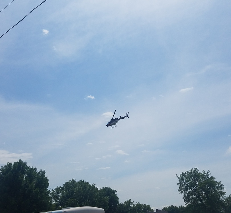 Life Flight Helicopter Demo