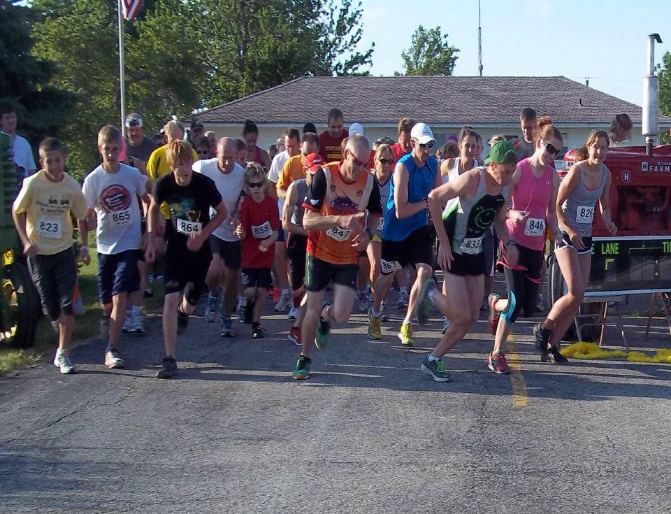 Red vs. Green 5k Fun Run/Walk
