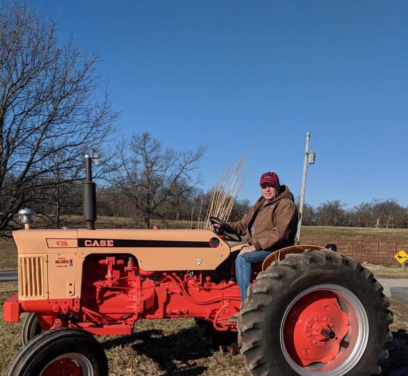 Bill Kuntz 2018 Feature Tractor