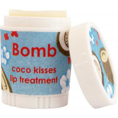 COCO KISSES LIP TREATMENT BOMB COSMETICS