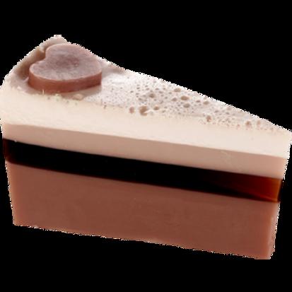 CHOCOLATE HEAVEN SOAP CAKE BOMB COSMETICS