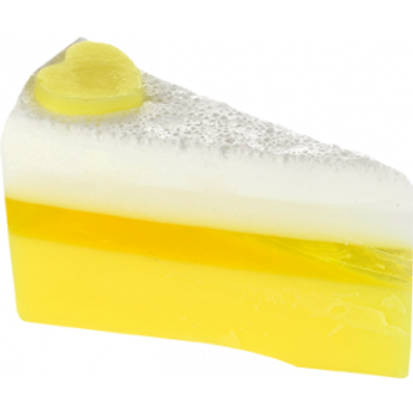 LEMON MERINGUE DELIGHT SOAP CAKE BOMB COSMETICS