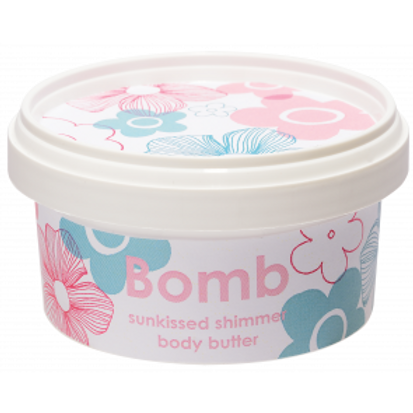 SUNKISSED SHIMMER BODY BUTTER BOMB COSMETICS