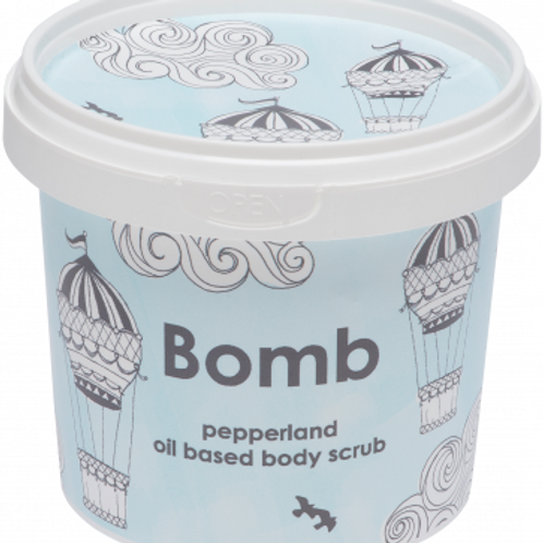 PEPPERLAND BODY SCRUB BOMB COSMETICS
