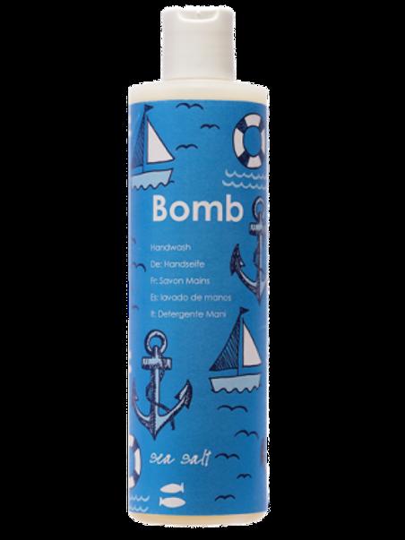 SEA SALT SHOWER GEL BOMB COSMETICS