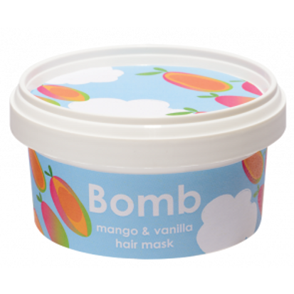 MANGO & VANILLA HAIR MASK BOMB COSMETICS