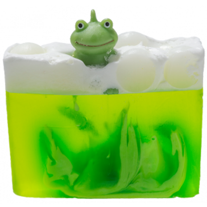 IT'S NOT EASY BEING GREEN SOAP BOMB COSMETICS