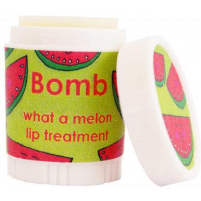 WHAT A MELON INTENSE LIP TREATMENT BOMB COSMETICS