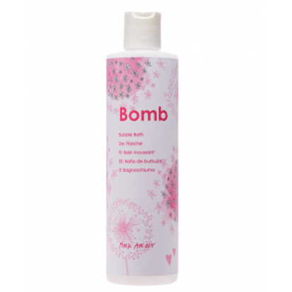PINK AMOUR BUBBLE BATH BOMB COSMETICS