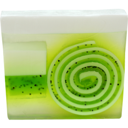 LIME AND DANDY SOAP BOMB COSMETICS