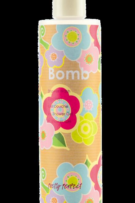 PRETTY PERFECT SHOWER GEL BOMB COSMETICS