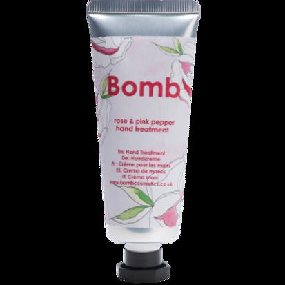 ROSE & PINK PEPPER HAND TREATMENT BOMB COSMETICS
