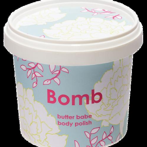 BUTTER BABE BODY POLISH BOMB COSMETICS