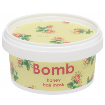 HONEY HAIR MASK BOMB COSMETICS