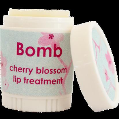 CHERRY BLOSSOM LIP TREATMENT BOMB COSMETICS