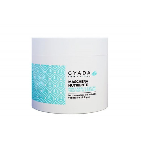 Maschera capelli nutriente GYADA COSMETICS