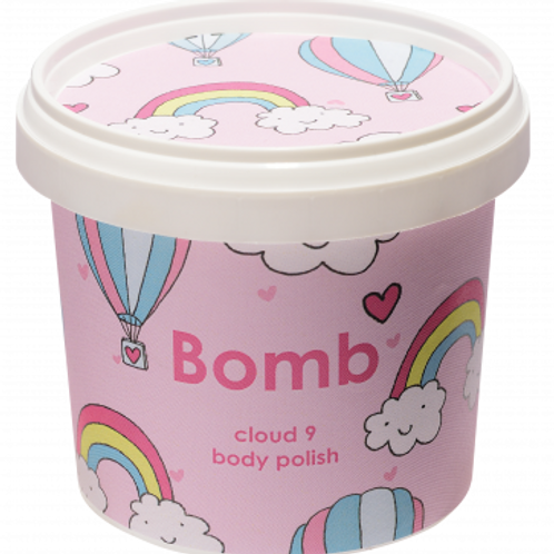 CLOUD 9 BODY POLISH BOMB COSMETICS