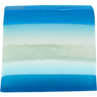 THE BIG BLUE SOAP BOMB COSMETICS
