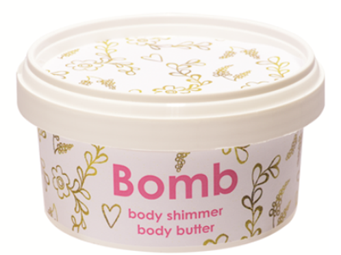 BODY SHIMMER BODY BUTTER BOMB COSMETICS