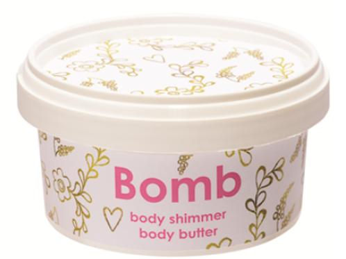 BODY SHIMMER BODY BUTTER BOMB COSMETICS