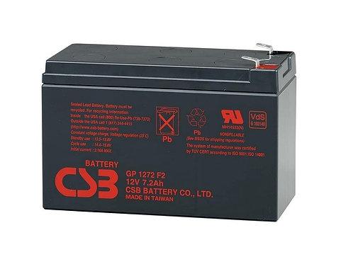 CSB 12V 7.2AH VRLA