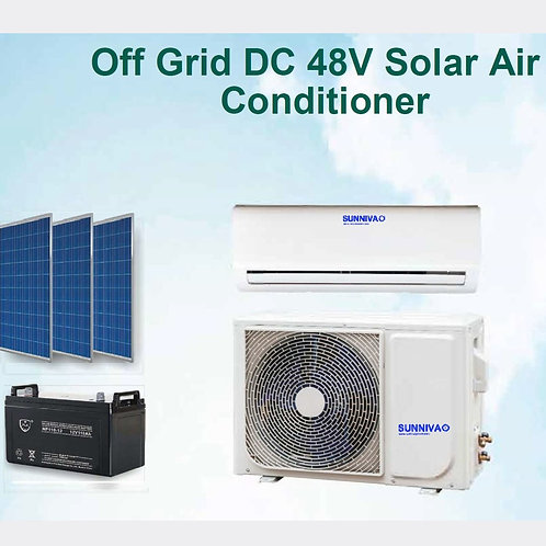 Off-Grid Air-Conditioner 18,000BTU