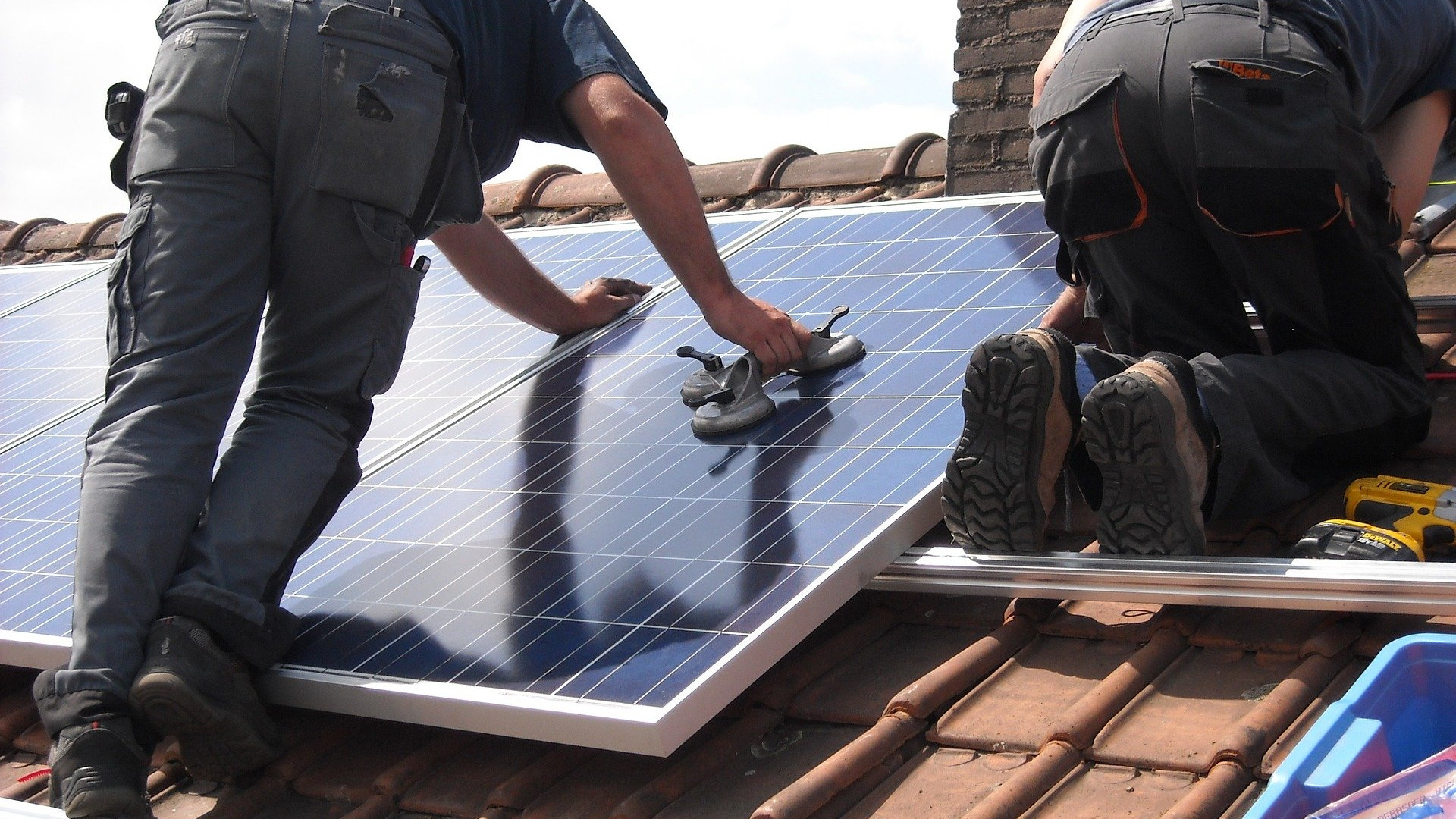 PV Solar Power  Installation