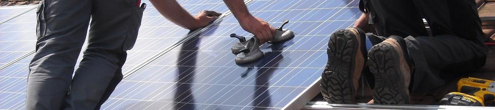 PV Solar Power  Installation