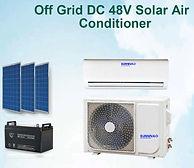DC Solar Air-conditioner.jpg