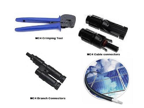 Solar Cables & Connectors