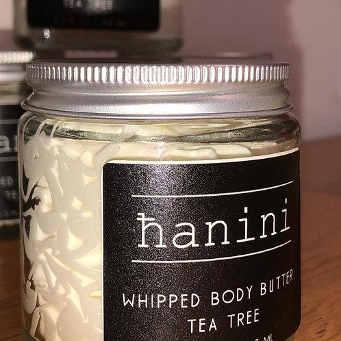 Tea Tree Whipped Body Butter Bliss