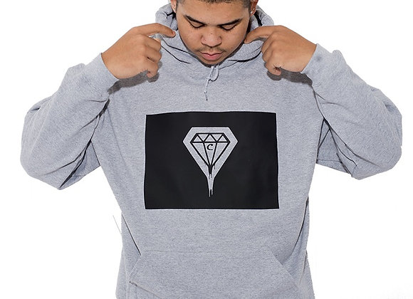 The Mens Original Boxed Diamond Hoodie