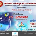 Workshop on 3D Designing