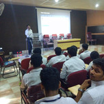 Student connect programme by Passport Seva Kendra