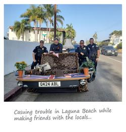 Malibu Cops getting Cummfy