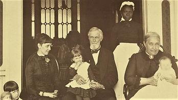President Davis and Family Landscape.jpg