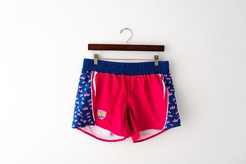 Scumbum - Pink Signature Shorts