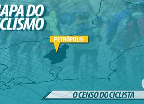Perfil dos Ciclistas em Petrópolis