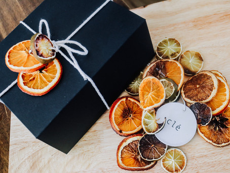 Sustainable wrapping - the gift that keeps on giving