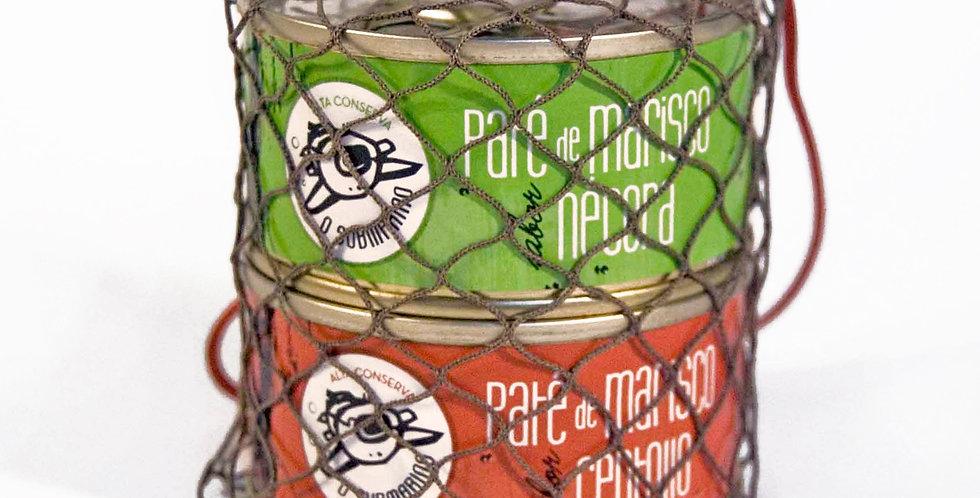 """Pack """"Nosa Ria"""" Centollo/Nécora"""