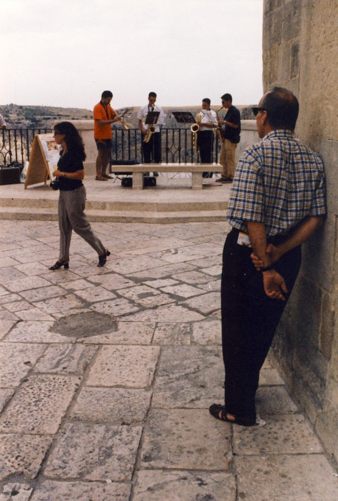 gezziamoci 1994 steve lacy ascolta i SUS