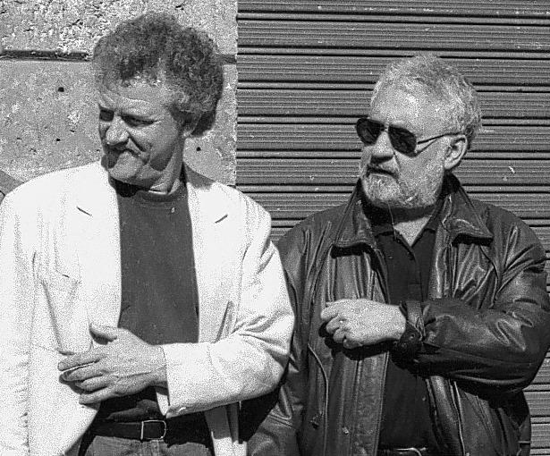 Gezziamoci 1993 Lee Konitz e John Taylor