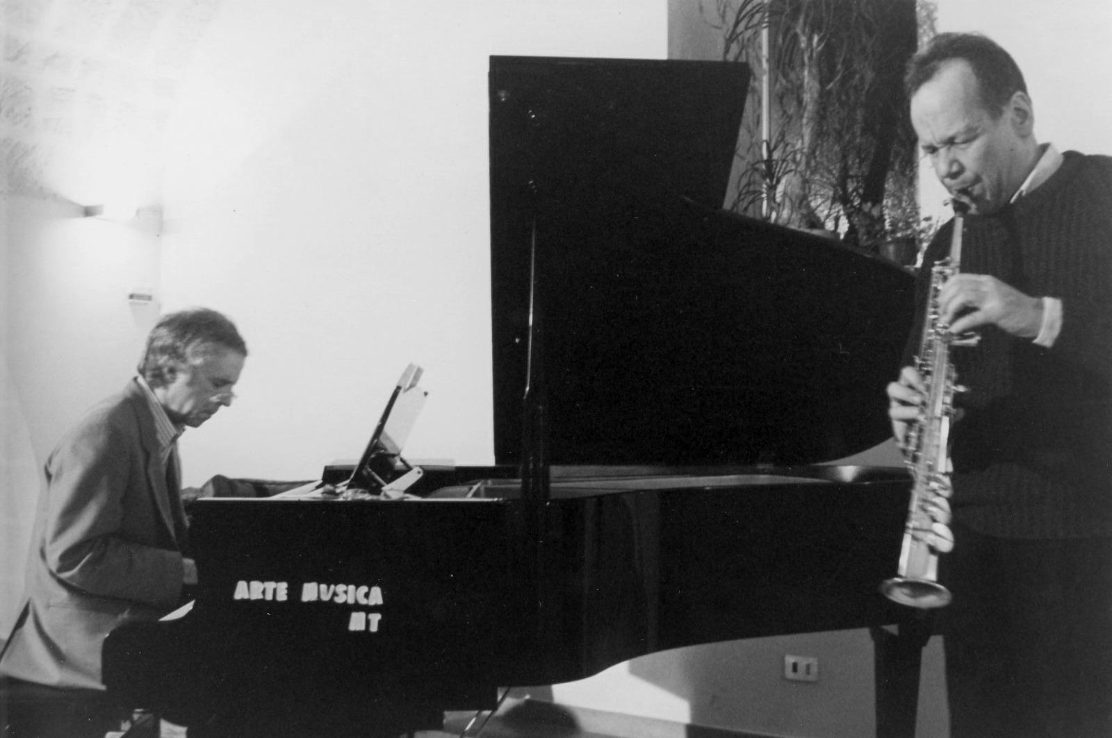 Gezziamoci 1992 Steve Lacy & Franco D'An