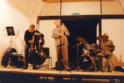 Gezziamoci 1994 Steve Lacy Trio (Steve L