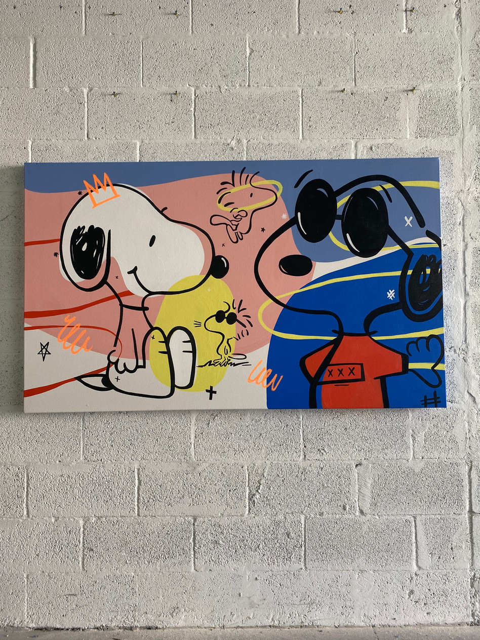 Snoopy - SOLD